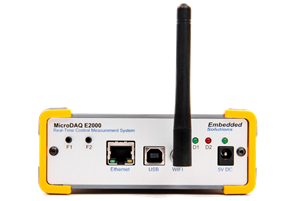 MicroDAQ E1000 customization